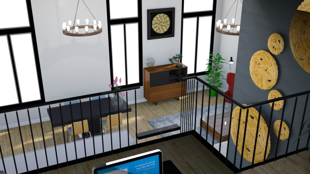 Appartement met VIde
