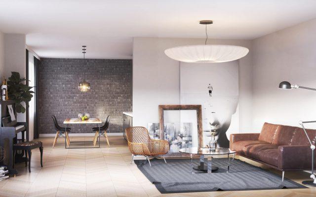 Woonkamer - interieur
