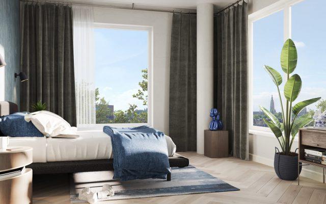 Slaapkamer - Interieur